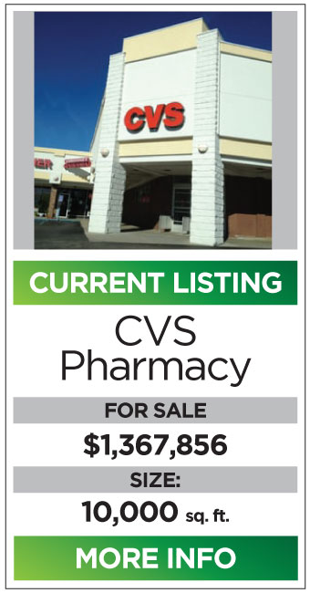 cvs pharmacy triple net properties for sale available john skinner properties